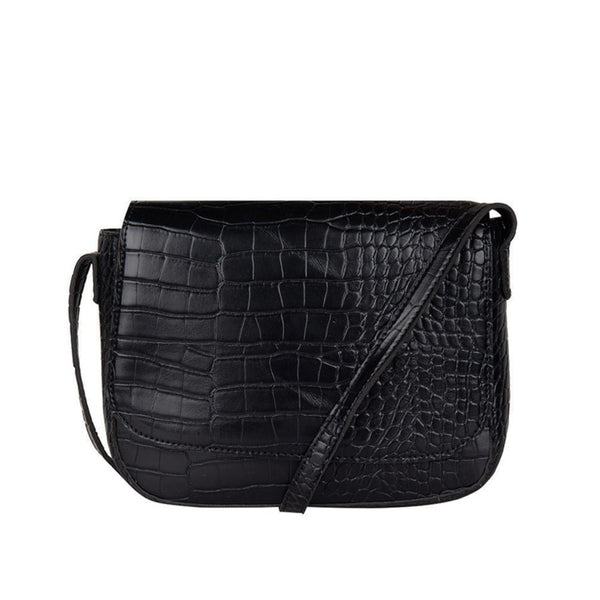 Duurzame Mode | Mae & Ivy Crossbody bag Ally Zwart