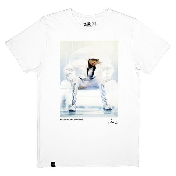 Duurzame mode | Dedicated heren T-shirt Stockholm Mary J. Blige