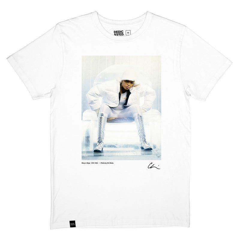 Dedicated heren T-shirt Stockholm Mary J. Blige