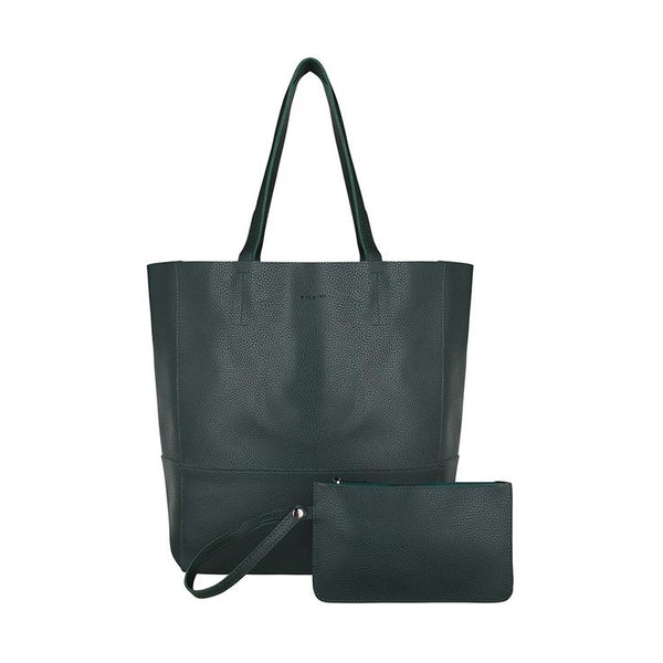 Mae & Ivy Shopper Porter Green