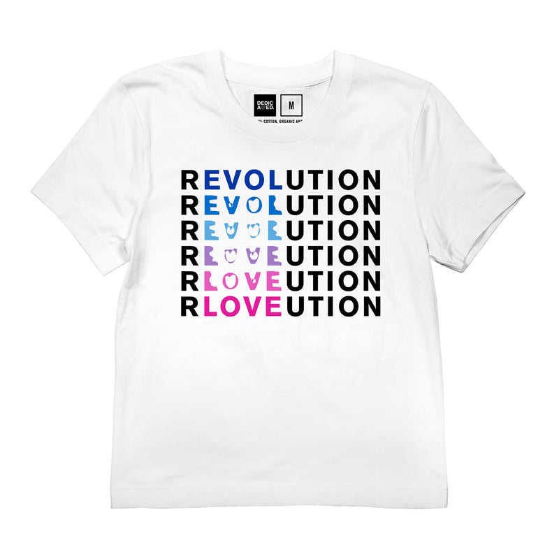 Dedicated dames T-shirt Mysen Revolution