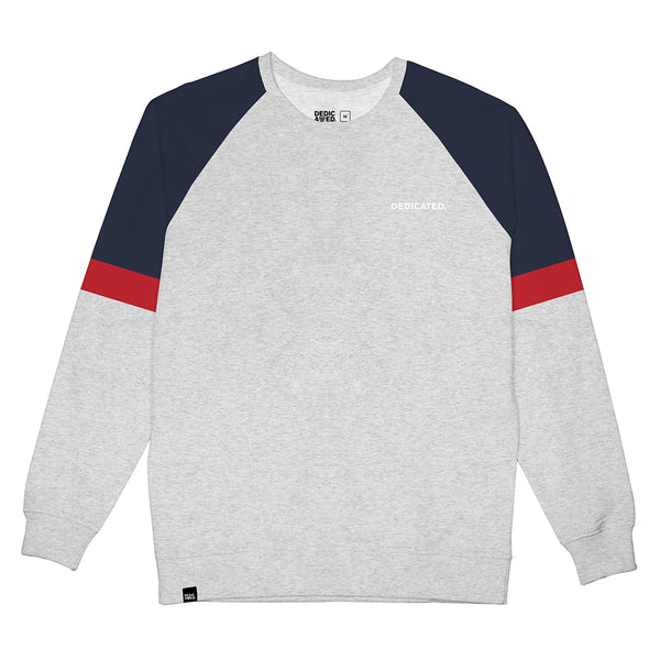 Dedicated Heren Sweater Malmoe Split