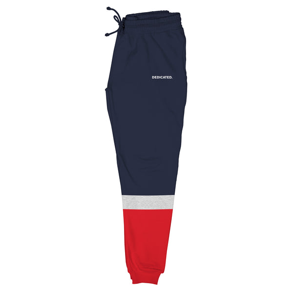 Dedicated Heren Joggers Lund Split Navy