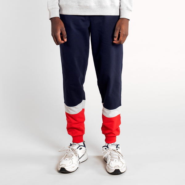 Duurzame mode | Dedicated Heren Joggers Lund Split Navy