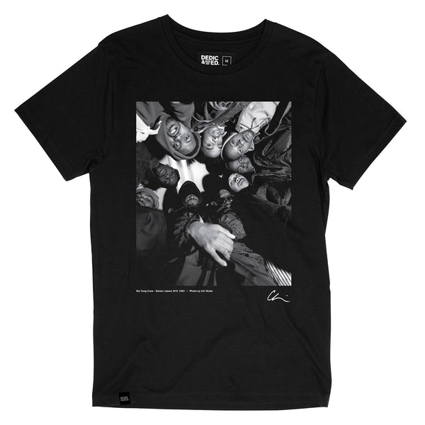 Duurzame mode | Dedicated heren T-shirt Stockholm Wu-Tang