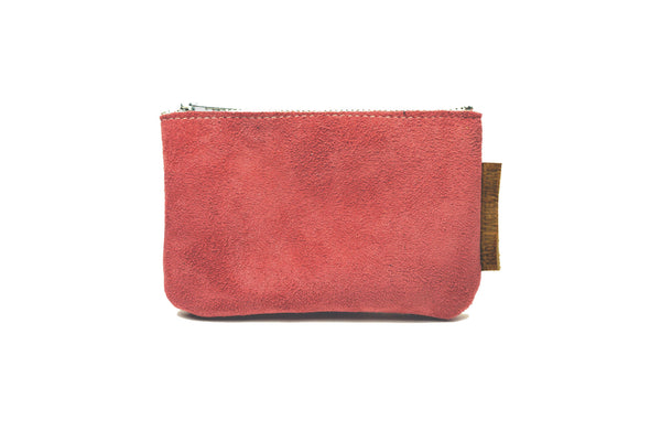 Wallet Suede Pink | Duurzame mode
