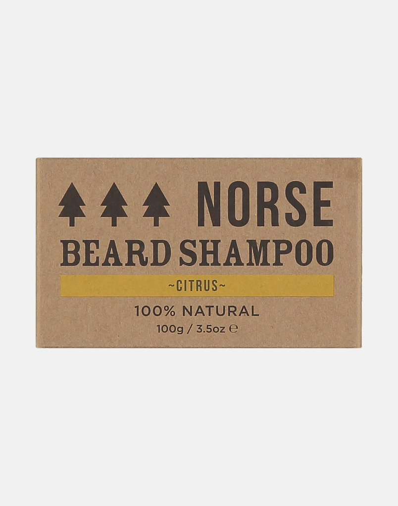 Beard Shampoo by Norse (Citrus Scented) - Purpledaisy At Home