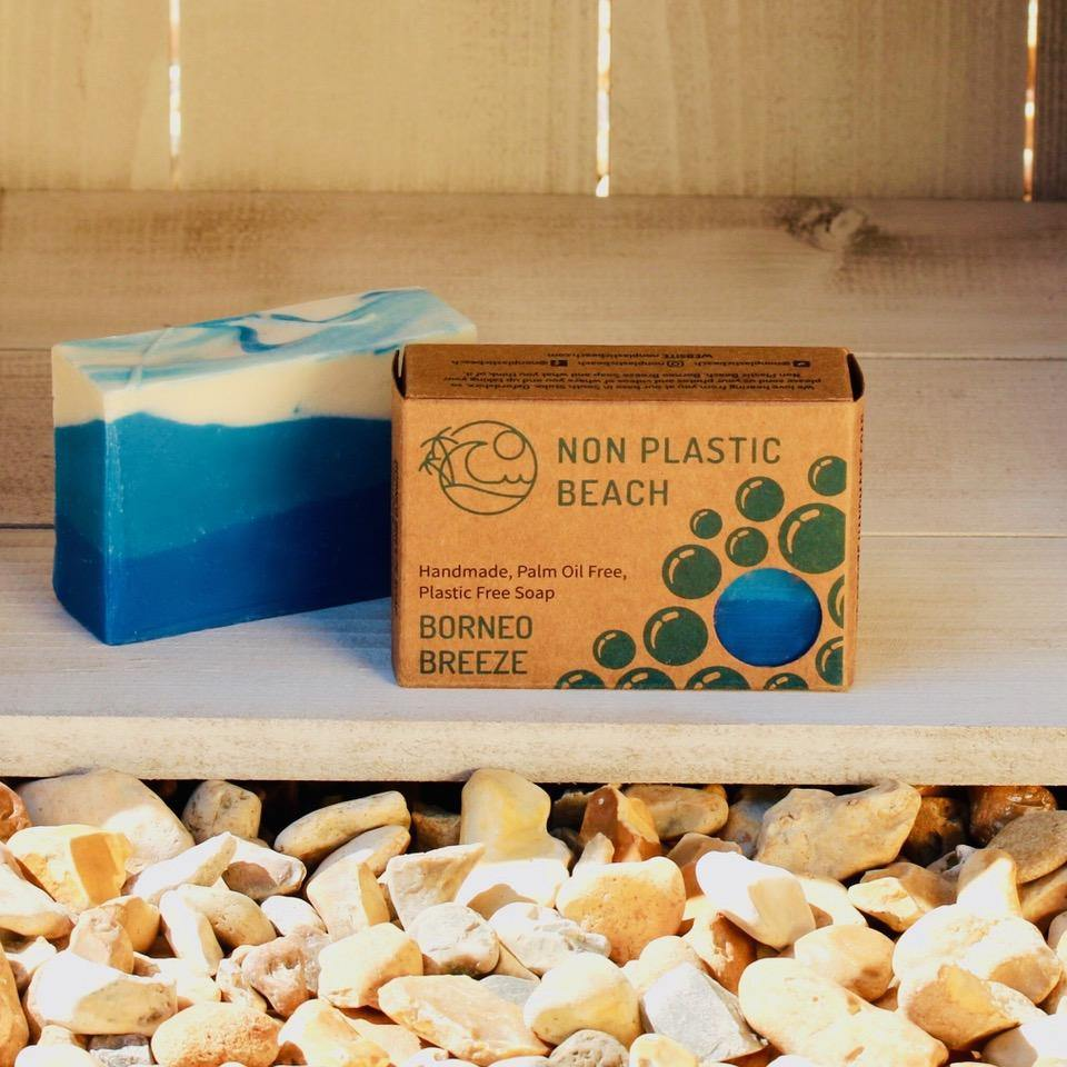 Borneo Breeze Handmade Soap (Palm oil free) - Purpledaisy At Home
