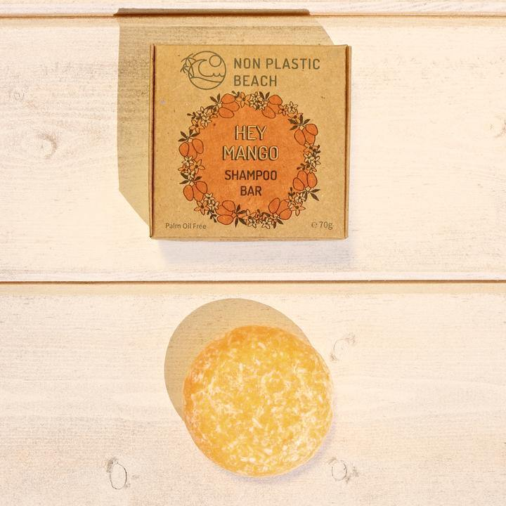Hey Mango Conditioner Bar (50g) - Purpledaisy At Home