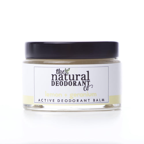 Active Deodorant Balms from the Natural Deodorant Company - Purpledaisy At Home