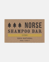 Load image into Gallery viewer, Shampoo Bar by Norse (Citrus) - Purpledaisy At Home