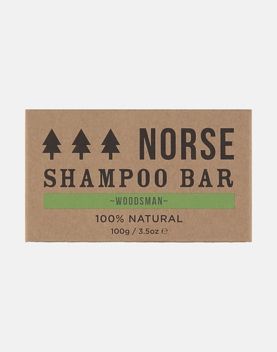 Shampoo Bar by Norse (Woodsman Scented) - Purpledaisy At Home