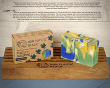 Load image into Gallery viewer, Turtley Awesome Mojito Scented Handmade Soap (Palm Oil Free - Purpledaisy At Home