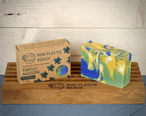 Turtley Awesome Mojito Scented Handmade Soap (Palm Oil Free - Purpledaisy At Home