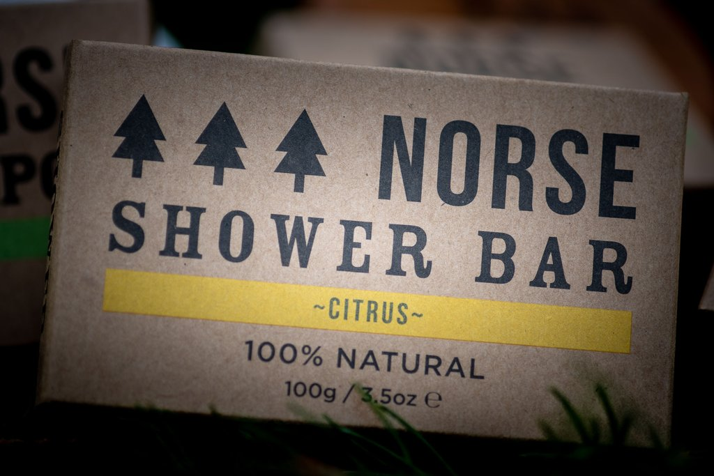 Shampoo Bar by Norse (Citrus)