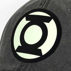 Gorra Green Lantern Logo Glow in the Dark