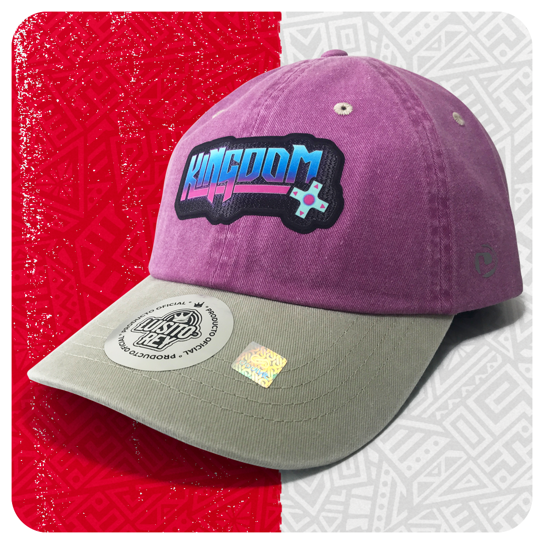 Gorra KINGDOM® Retro II