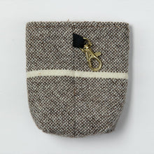 Load image into Gallery viewer, Tweed Treat Bag