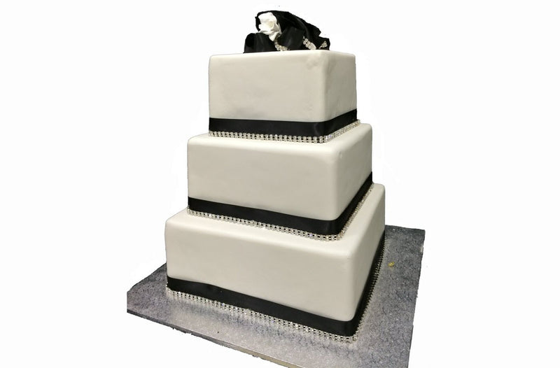 All Square – Wedding Cake