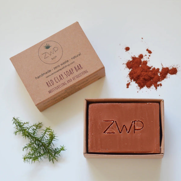 Red Clay Soap
