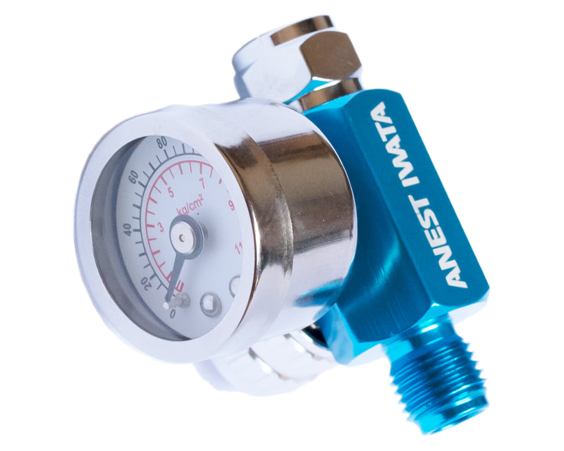 ANEST IWATA 2-Spray Mini Spray Gun Regulator DR1