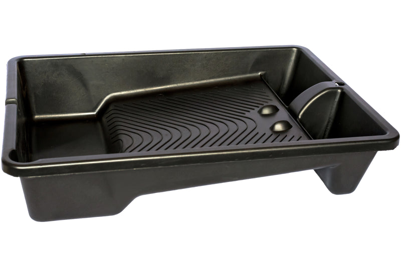 Black Plastic Paint Tray 270mm