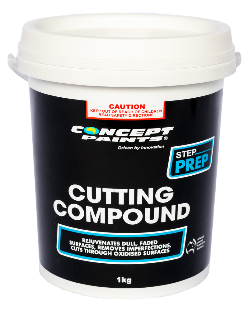 CONCEPT PAINTS Acrylic Cutting Compound