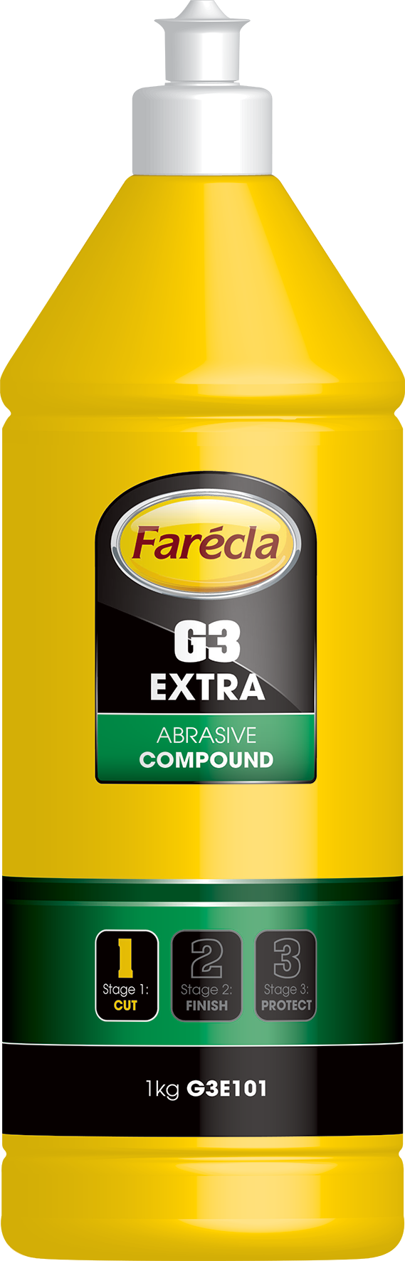 Farecla G3 Extra Abrasive Compound 1L