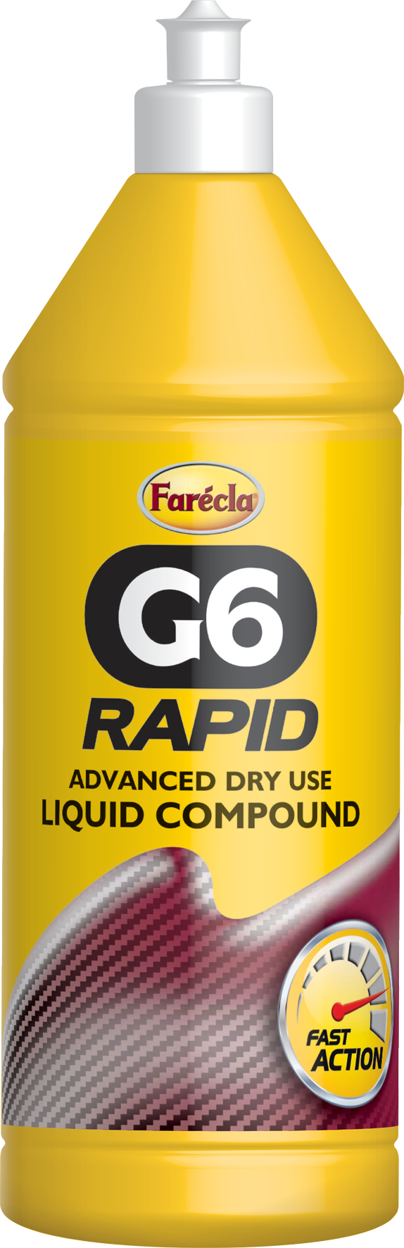 Farecla G6 Rapid Grade Liquid Compound 1L