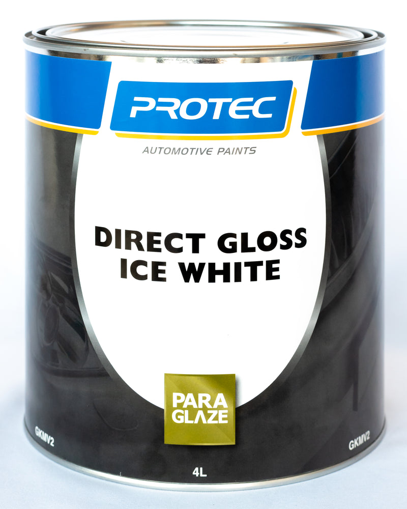 PROTEC Paraglaze Direct Gloss Ice White 4L (2:1)