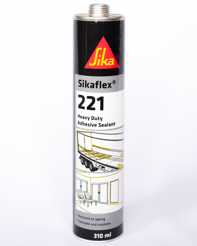 SIKA Sikaflex 221 Heavy Duty Adhesive Sealant (310ml)