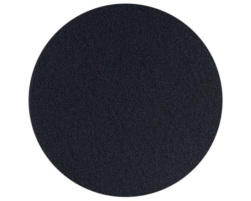 PAINTMOBILE 6' (150mm) Black Foam Polishing Pad w Backing And 14mm Thread