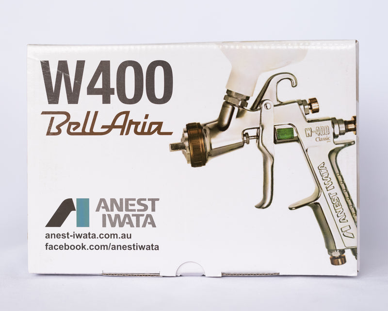 Anest Iwata W400BA Bell Aria *Free Delivery*