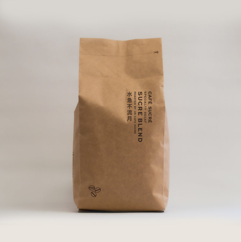 Load image into Gallery viewer, SUCRE BLEND 水急不流月 DECAF