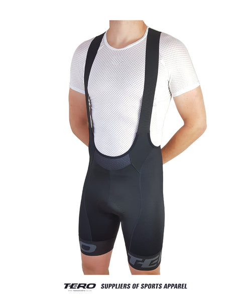 Fondo Bib Shorts Black