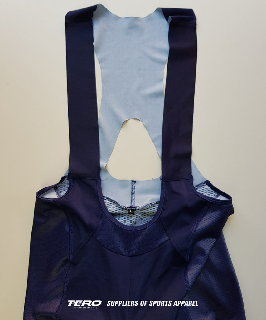 Fondo Bib Shorts Navy