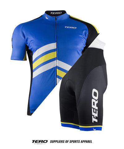 Royal Chevy Mens Jersey Bib Combo