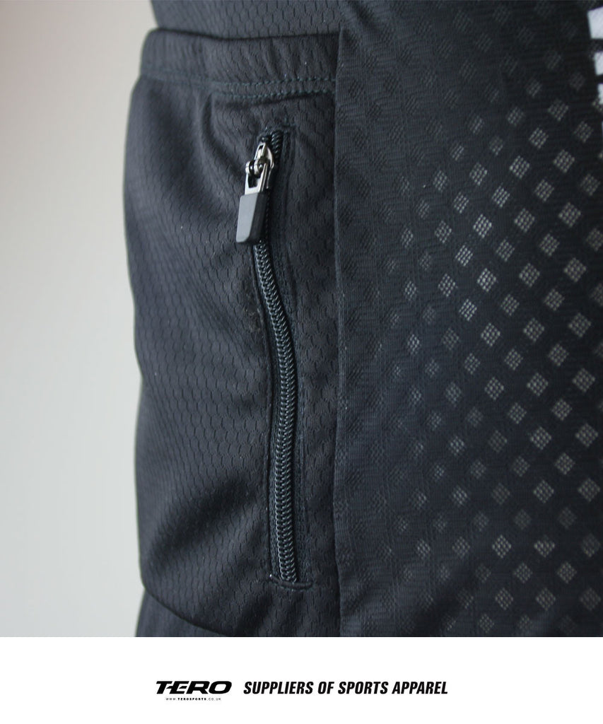 Zip pocket image jersey