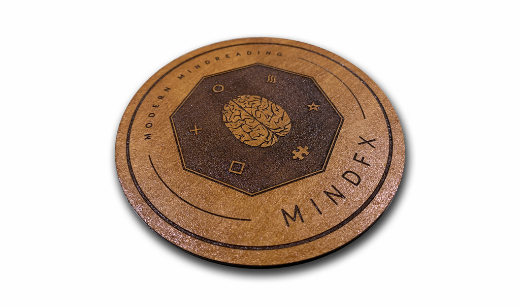 MindFX Drinks Coaster