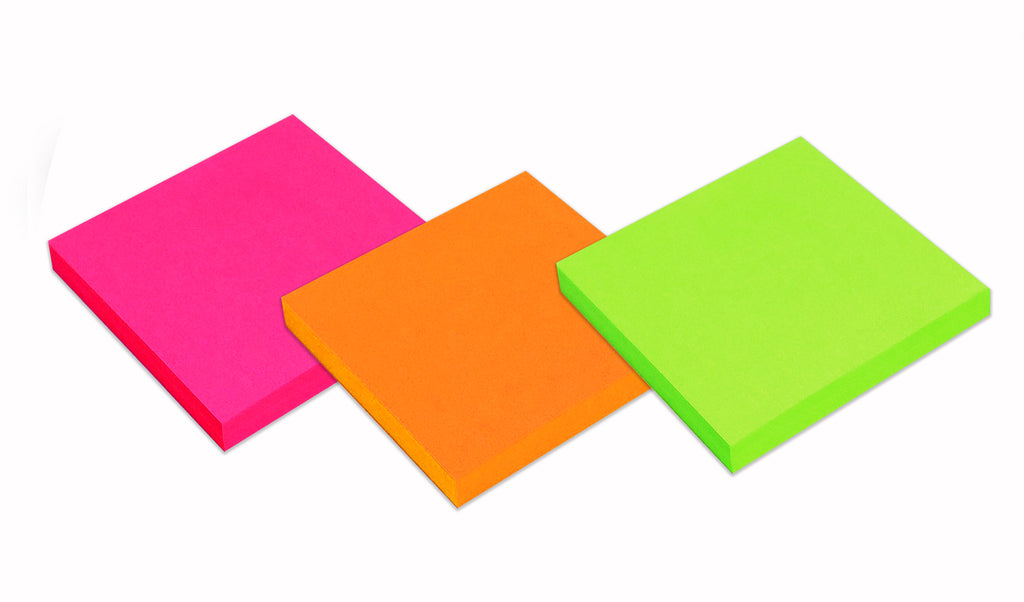 Sven Notes - Neon Edition (Contains 3 Post-It Style Pads)