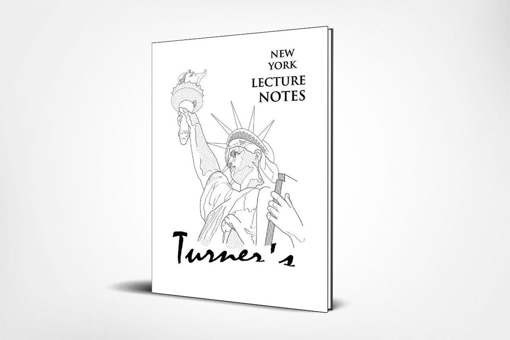 New York Lecture Notes (E-Book)