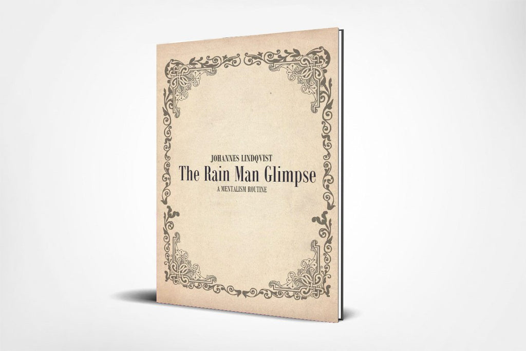 Rainman Glimpse (FREE with any purchase)