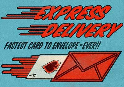 Express Delievery Loader (Sealed Envelope Loading Device)