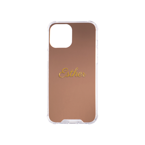 customised personalised mirror case mothers day gift idea