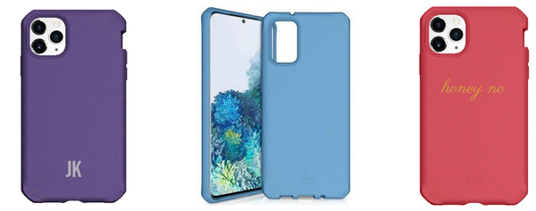 Biodegradable case for iphone and samsung