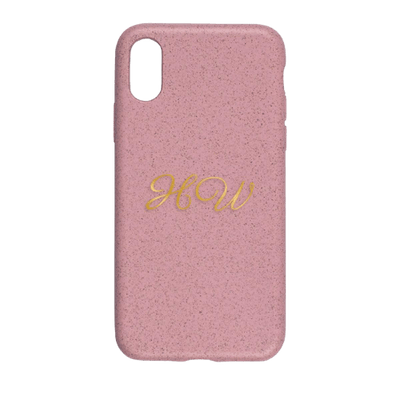 Biodegradable Case for iPhone X/XS Case CUSTOMISE