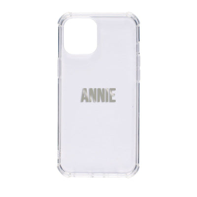 Bumper Case for iPhone 12 Pro Max (Clear) Case CUSTOMISE