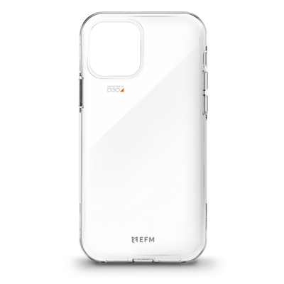 EFM Aspen D3O Case for iPhone 12/12 Pro Case CUSTOMISE