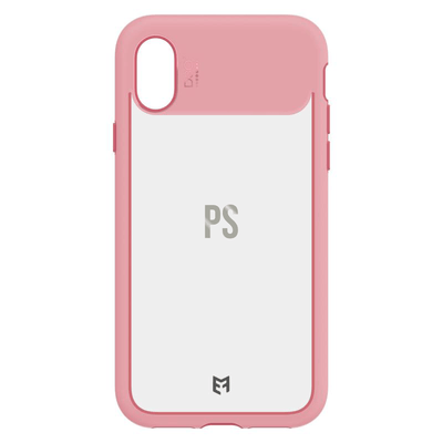 EFM Aspen D3O Case for iPhone X/XS (Pink) Case CUSTOMISE