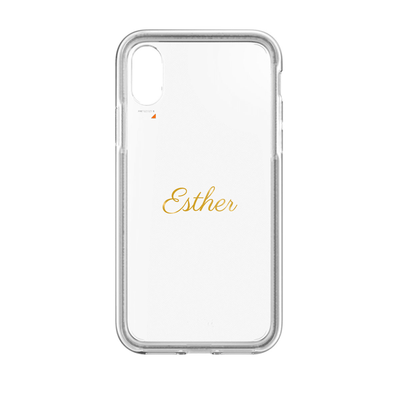 EFM Aspen D3O Case for iPhone XR Case CUSTOMISE